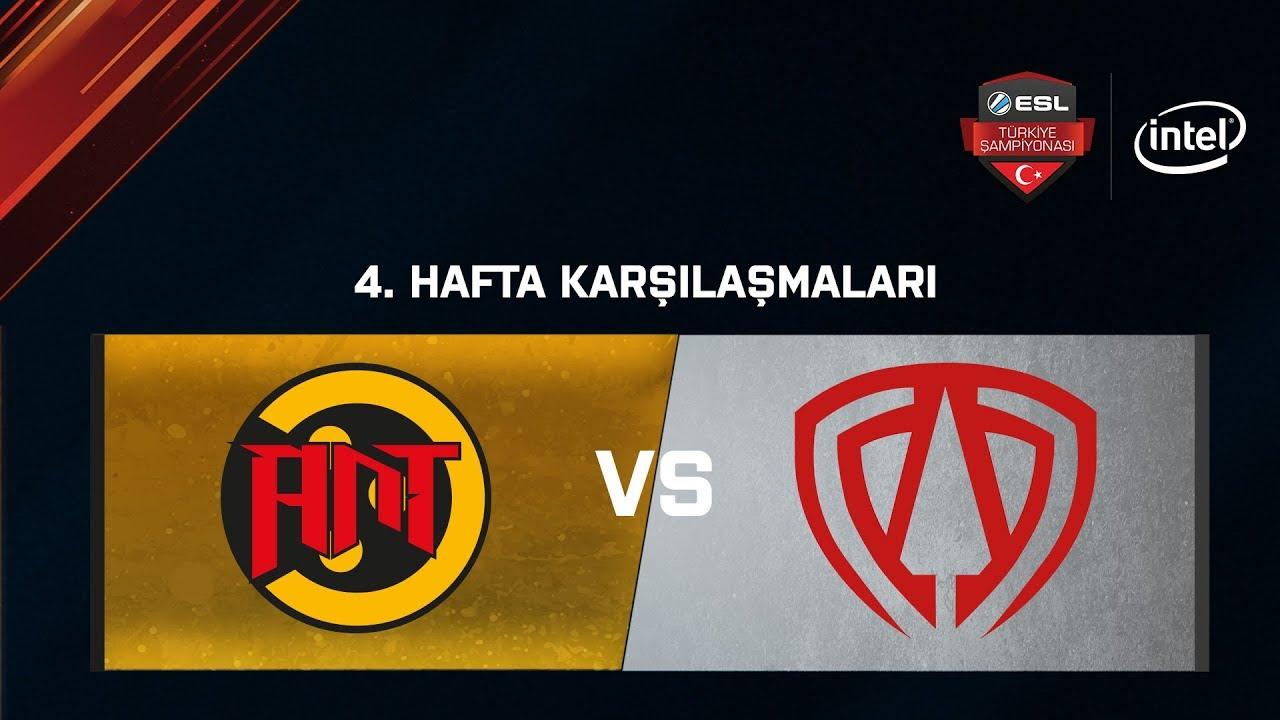 CS:GO - ANT eSports vs. TOA E-Sports |4. Hafta| ESL Türkiye Şampiyonası Lig Aşaması