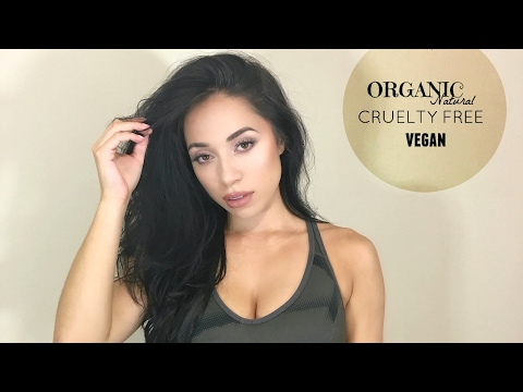 ORGANIC   CRUELTY- FREE   VEGAN   NON-TOXIC date night makeup