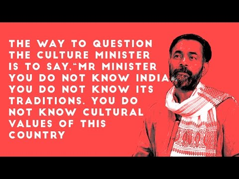 The very idea of Hindu Nationalism is a German import, from the knicker upwards: Yogendra Yadav