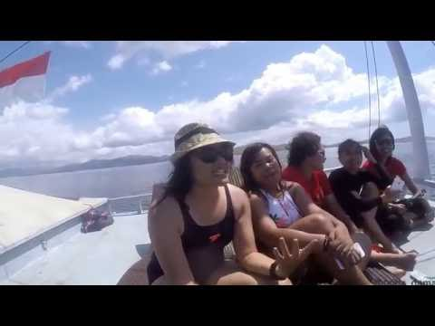 2nd VLOG - Sailing Labuan Bajo Day 1