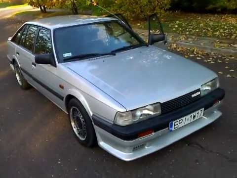 mazda 626 GC GT 2.0 1985 - YouTube