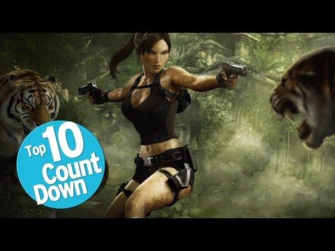 Tomb Raider Nude патчи для игр