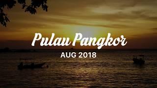 Travel Vlog: Pangkor Island Malaysia