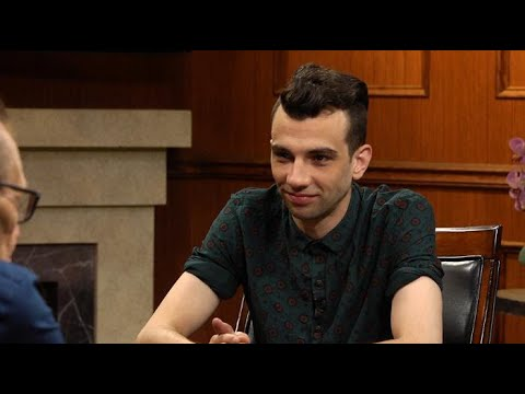 Jay Baruchel on directing, Canada, and Eric Andre | Larry King Now | Ora.TV