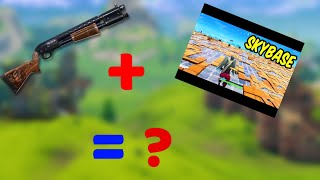 ON FIGHT SUR UNE SKYBASE !!! Ft. Gros cons