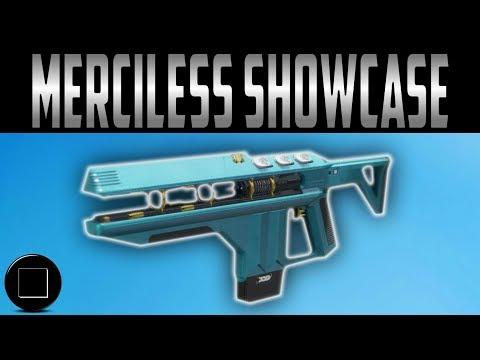 Destiny 2 - Exotic Merciless Review