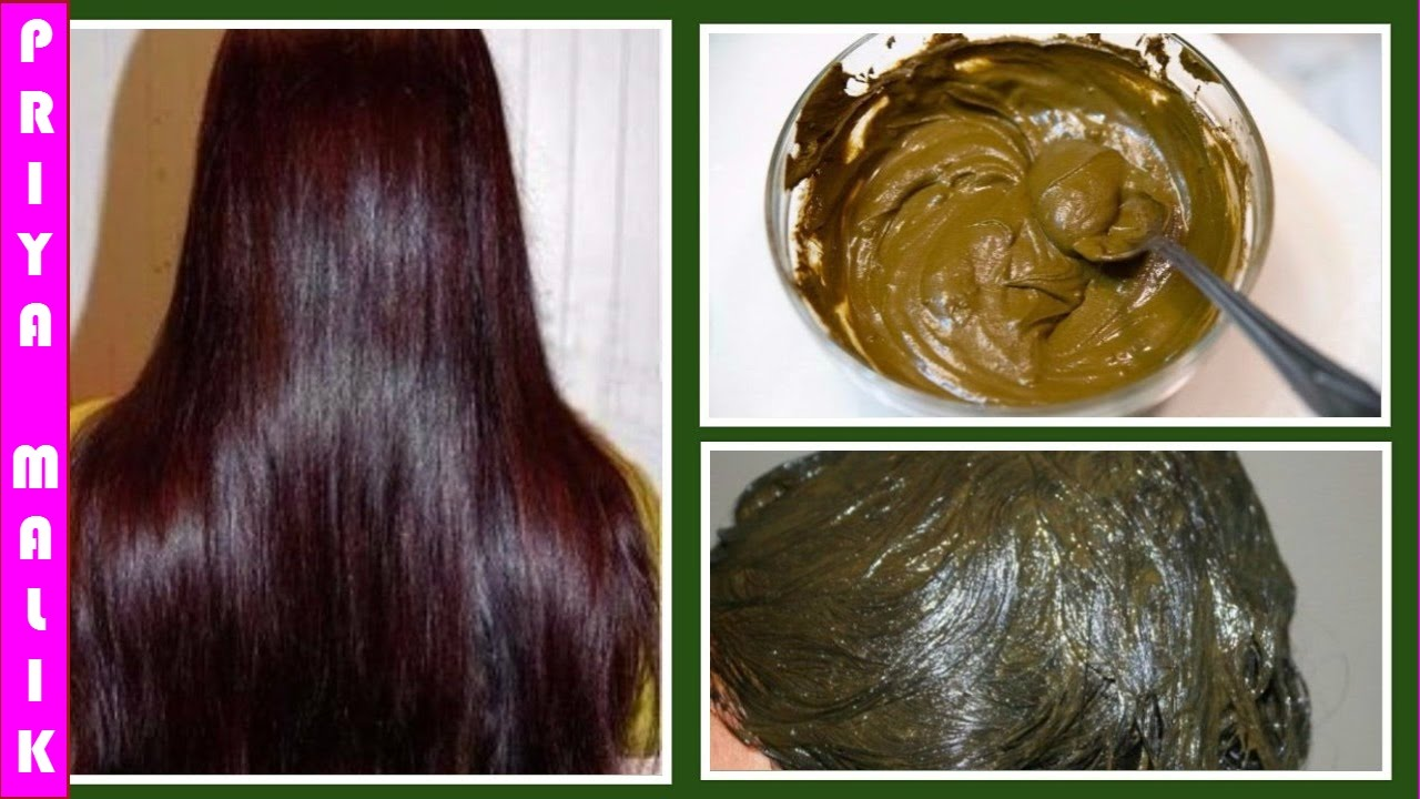 Mehndi For Thick Hair : Get long hair soft smooth thick and