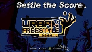 Urban Freestyle Soccer PC Gameplay [HD]