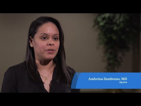 Meet Andreina Zambrano, MD, OB/GYN   Ascension Indiana