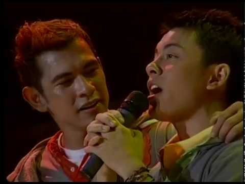 Gary Valenciano - Open The Eyes Of My Heart feat. Paolo Valenciano [Live from Thankful 2004]
