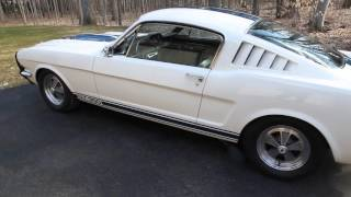 SHELBY 1965 GT350 - SFM 5S081 - FABULOUS INVESTMENT FOR SALE