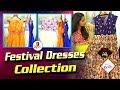 Beautiful Festival Dresses Collection   Fashion Trends   Navya   Vanitha TV