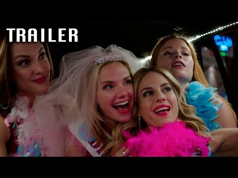 GIRLS' NIGHT OUT - Movie trailer (starring Mackenzie Mauzy)