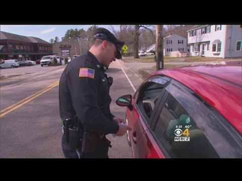 West Bridgewater Police Crack Down On Texting Drivers
