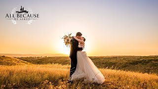 Callaway Vineyard and Winery Wedding   Temecula, CA   Natalia and Mike Highlight Video