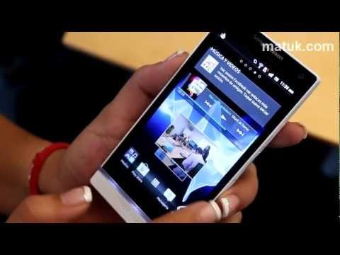 Llega a México el Xperia S de Sony Mobile