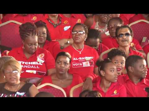 PNM's 46th Convention Dr. Keith Christopher Rowley's speech