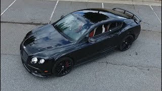 2017 Bentley Continental Supersports Technical Review