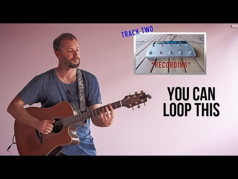 How to loop September by Earth Wind and Fire - Guitar lesson