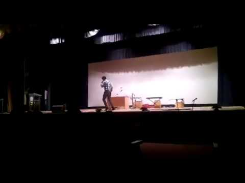 Beatboxing-National institute of technology agartala (beatbox video)