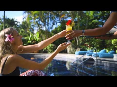 Pacific Resort Rarotonga - Experience Pool Side Luxury