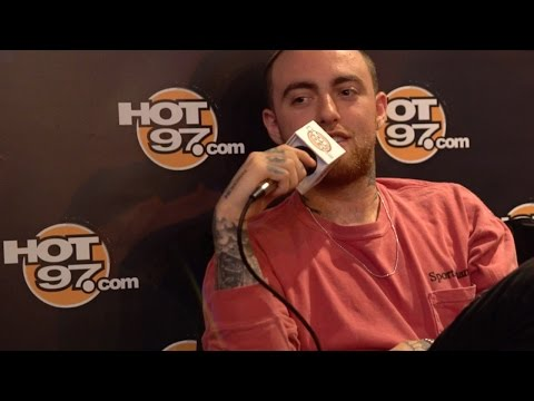 Mac Miller Talks Life, Music, Sobriety, and More with Peter Rosenberg