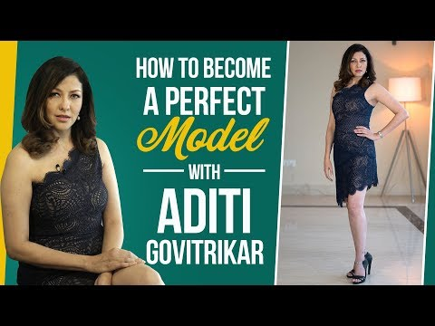 Aditi Govitrikar busts myths about modelling | How to be the perfect model | Fashion | Pinkvilla