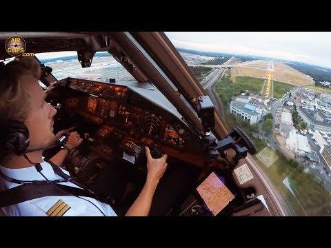 SMOOTHEST EVER B777 Landing!!! Benny lands in FRA after 3 long Lufthansa Cargo flights! [AirClips]