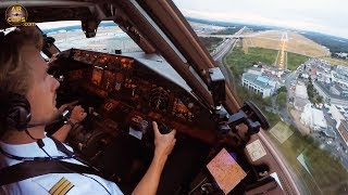 Скачать SMOOTHEST EVER B777 Landing Benny Lands In FRA After 3 Long Lufthansa Cargo Flights AirClips