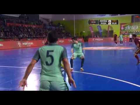 Товарищеские матчи. Португалия — Россия