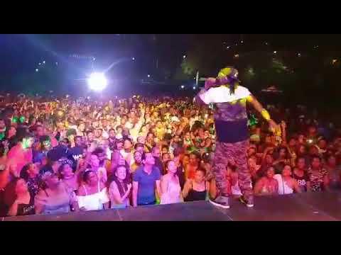 Rudeboy performs nkejinke in sychelles republic