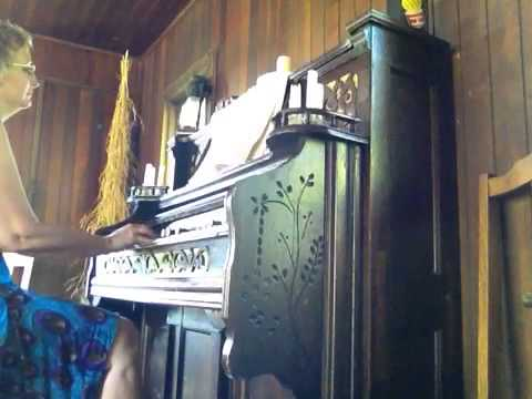 Nearer My God To Thee, Pams Antique Pump Organ
