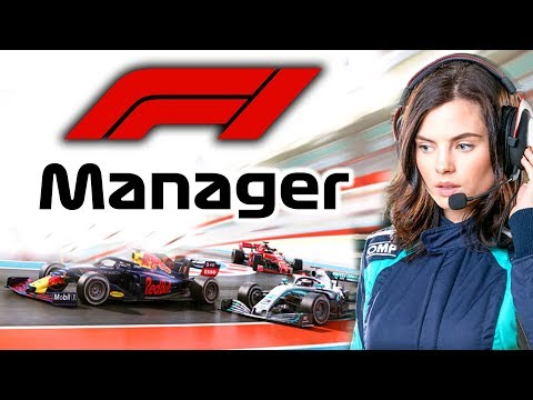NEW Official F1 Manager Game! - First Impressions! Driver Transfers & Customization