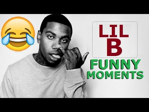 Lil B FUNNY MOMENTS (BEST COMPILATION) 2017