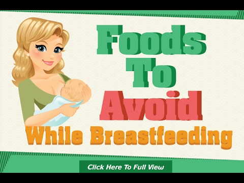 Foods To Avoid While Breastfeeding- SheCare