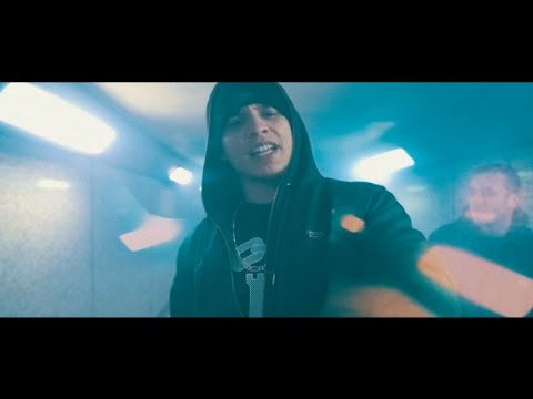 Ocean Wisdom - Freeze Feat. Dirty Dike & Edward Scissortongue (OFFICIAL VIDEO)