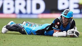 Stanlake's hilarious run out in BBL