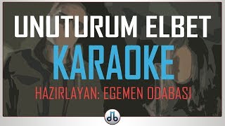 Rafet El Roman feat. Derya - Unuturum Elbet KARAOKE