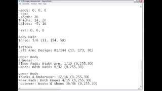 WWE'12 Goldberg Caw Formula (formula in description)
