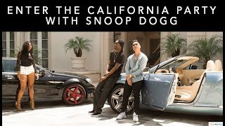 C-Tru - California Party ft. Snoop Dogg & Lysee J (Official Video)