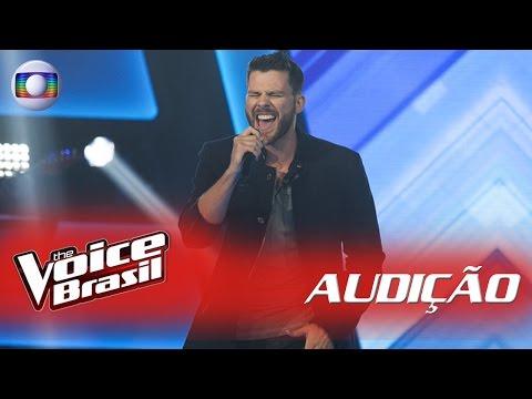 Gabriel Correa canta 'Chuva de Arroz' nas Audições - 'The Voice Brasil'|5ª Temporada