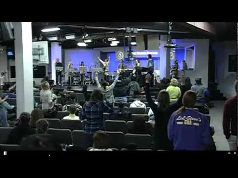 IHOP-KC Prayer Room Worship Laura Hackett 2-09-2011