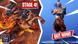 FORTNITE BREAKING NEWS | STAGE 4 PRISONER SKIN LOCATION OFFICIALLY REVEALED! HERE'S HOW TO GET IT!
