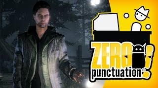 ALAN WAKE (Zero Punctuation) (Video Game Video Review)