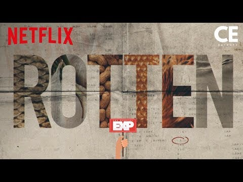 Netflix ROTTEN discussion & funny Outro   |   Los Angeles EXP The Pilot pt. 4