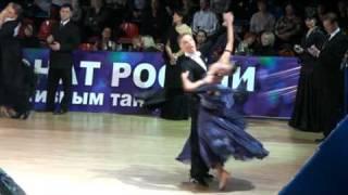 Коновальцев Сергей - Коновальцева Ольга, quickstep, final