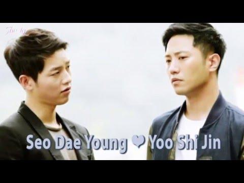 [FANMADE] Say it! What are you doing - Yoo Shi Jin & Seo Dae Young (Song Joong Ki & Jin Goo)