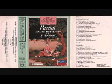 Puccini - Turandot (Operatic Highlights)