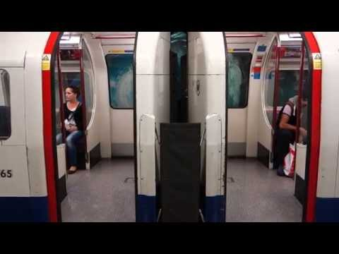 Destiny taking over Oxford Circus Tube Station