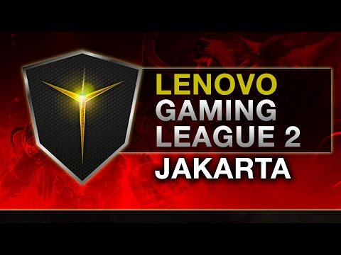 Dota 2 LIVE : Supernova vs Barbiegenkz @ LENOVO Gaming League #2 - Jakarta Qualifier